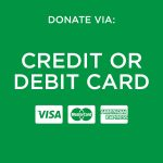 Donate via Credit or Debit Card