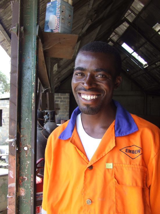 Samson Zulu