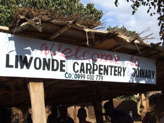 malawi carpenters