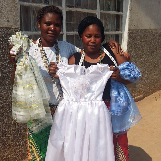 Janet Zulu & Patricia Mukuba