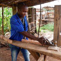 Equip a carpentry business