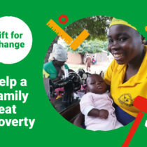Help A Family Beat Poverty – Print at home